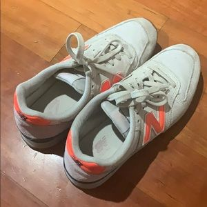 New Balance 696 sneakers by J.crew